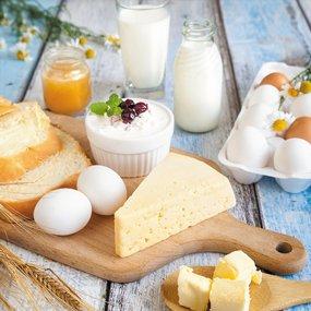 Leches, Huevos y Refrigerados